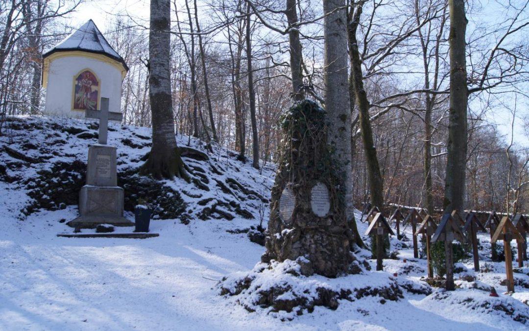 Erhalt der friedensstiftenden Buchenwald-Gedenkstätte