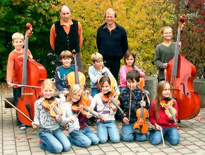 Jedem Kind ein Musikinstrument