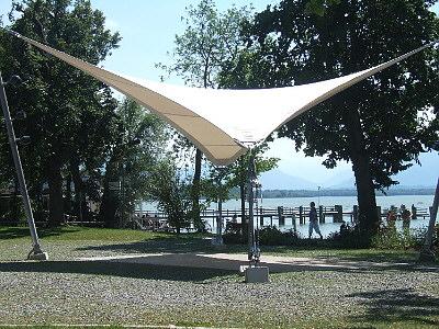Begegnungsplatz am See, Chieming