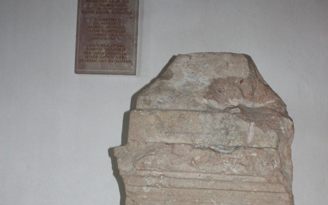 Römerregion Chiemsee – Umsetzung Grassau