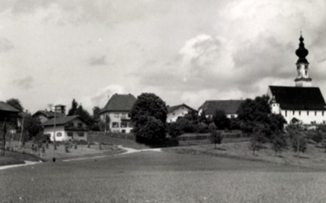 Ortsgeschichten der Chiemgauer-Seenplatte – Pittenhart, Höslwang, Nußdorf